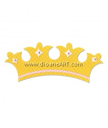 Sizzix Bigz L Die - Crown