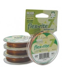 FLEX-RITE, 7 STRAND, 0.018, Copper, 30ft