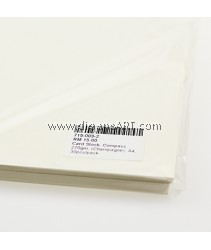 Card Stock, Compass 270gm, (Champagne), A4, 30pcs/pack