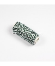 Cotton String, Green Colour, 20 meter
