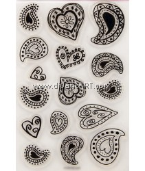 Clear Stamp, Love, Sold individually